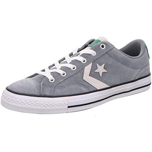 Multicolor 039 Star Player white Converse De green Grey Ox Unisex Deporte cool Zapatillas Adulto RHcw8Aq