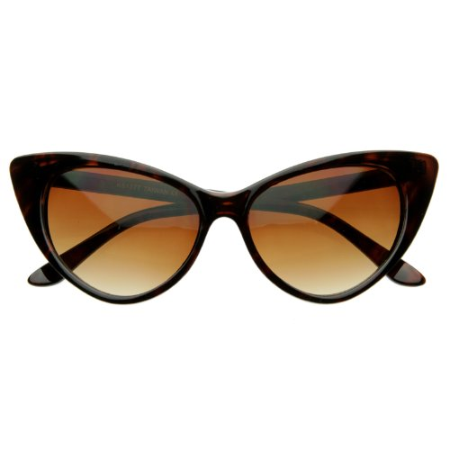 MLC EYEWEAR ® Designer Inspired Super Cat Eye Sunglasses Classy - Glasses Tomford Sun
