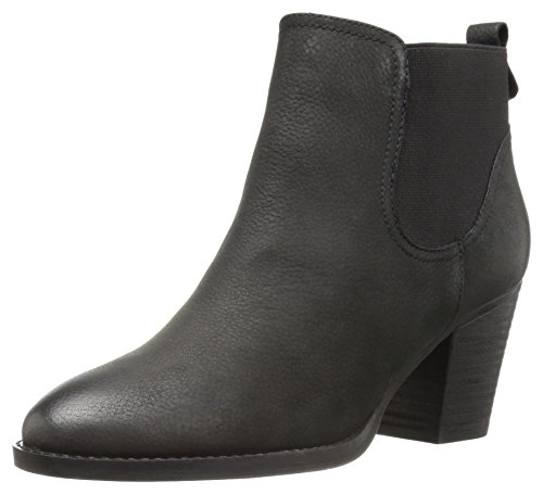 Steve Madden Womens Repell Boot Black Nubuck