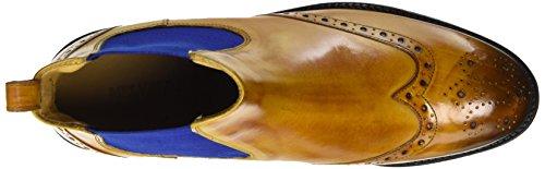 Melvin & Hamilton Dame Amelie 5 Chelsea Støvler Gelb (gul / Ela. Blå) IBCmU