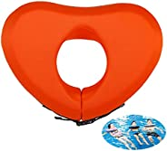VALYV Swimming Pool Float for Aqua Aerobics, Portable Neck Swimming Ring for Water Training and Exercises Eco