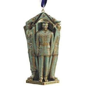 Hallmark Ornament 2004 Those Who Serve Military