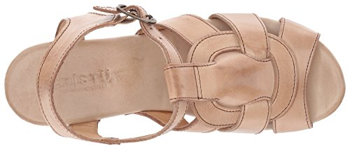 Rustic Stu Sandal Women's Caitlin Bed Heeled Sand 7dYHwwq