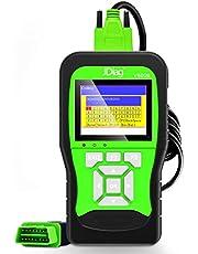 Romacci V600B Universal OBDII/EOBD Scanner 3 em 1 VAG Full System Scanner Ferramenta de digitalização de diagnóstico automotivo Ferramenta de leitura de teste de bateria de carro Ferramenta de leitu