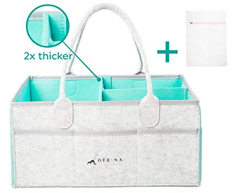 Combo Pack For Baby Essentials Diaper Clutch Car Caddy Organizer Small Bag A