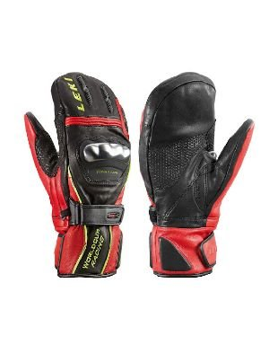 World Cup Gloves (Leki World Cup Racing Titanium S Mitten BLK (Large ))