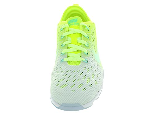 Nike Zoom Fit Agility - Zapatillas Mujer VOLT/ARTISAN TEAL-LIQUID LIME-WHITE