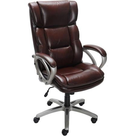 Broyhill Bonded Leather Executive Chair  sc 1 st  Amazon.com & Amazon.com: Broyhill Bonded Leather Executive Chair: Kitchen u0026 Dining