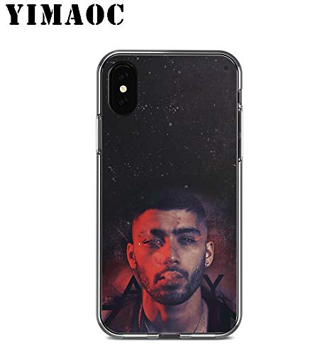Coloring Inspired by Zayn Malik Phone Case Compatible With Iphone 7 XR 6s Plus 6 X 8 9 Cases XS Max Clear Iphones Cases TPU Coloring Record Collection Blanket 32923770317