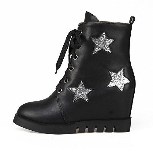 Stivaletto Pantofole Black Donna A amp;n A wg1qvzP