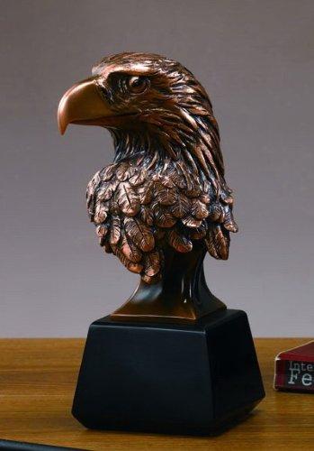 Eagle Head Statue - Sculpture