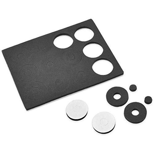 - J Concepts Inc. Foam Adhesive Body Washers (12), JCO2704