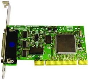 Brainboxes UC-083 UPCI 4XRS232serial Card