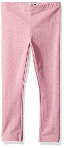 Leggings, Heather Pink Leggings, 4 (Hatley Kids Girls Clothing)
