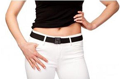 Invisibelt-No-Show-Womens-Stretch-Belt-Adjustable-Flat-Belt-One-Size