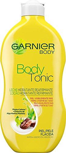 Garnier Bodyrepair Leche Hidratante - 400 g