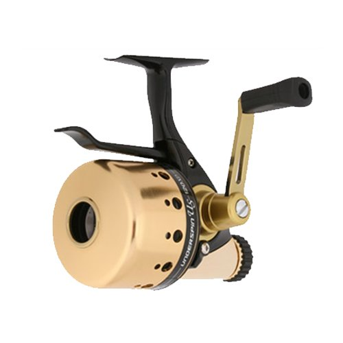 Daiwa US40XD-CP Underspin US XDSpincast Reel, Ambi, 1-Ball Bearing, 4:1:1 Retrieve