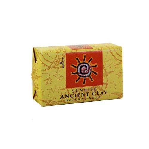 Zion Health Clay Soap Sunrise, 6 Ounce