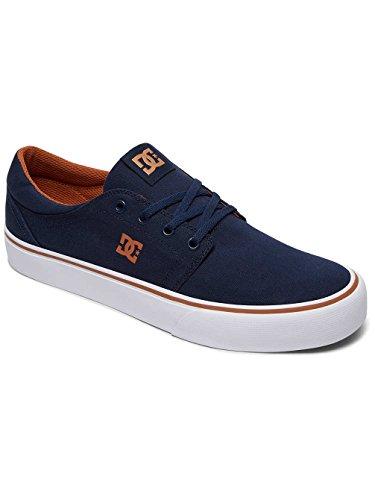 Azul Hombre Trase para Zapatillas Shoes DC TX HzqYTX