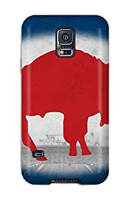 Forever Collectibles Buffaloills Hard Snap-on Galaxy S5 Case