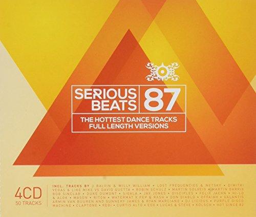 VA - Serious Beats 87 - (541683CD) - 4CD - FLAC - 2017 - WRE Download