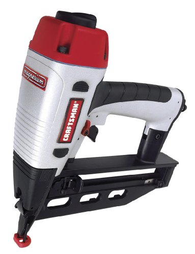 Craftsman 9-18175 16 Gauge Finish Nailer Kit with Magnesium Body