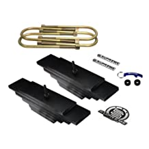 """Supreme Suspensions - Ford 1.75"""" F250 F350 Lift Leveling Kit SuperDuty 4x4 4wd Spring Pack PRO"""