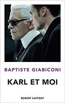 Book's Cover of Karl et moi (Français) Broché – 27 février 2020