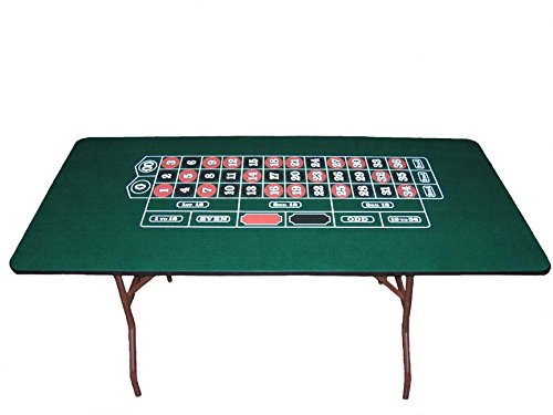 Professional Roulette Table 60 inch Made in the USA ()