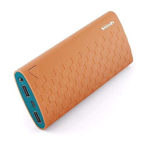 Wireless Powerbank External Battery Charger 18000mAh (Black) - 7