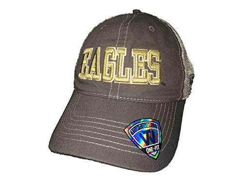 たくさんのバルセロナ愛人Boston College Eagles TOW Grey Putty Two Tone Mesh One Fit Flexfit Hat Cap