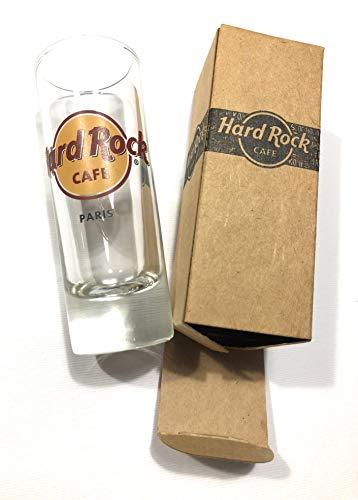 Hard Rock Cafe HRC PARIS (France) Shot Glass