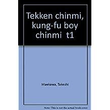 TEKKEN CHINMI T01