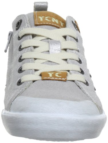 Silver Trainer Low Women's Silber Top Cab Yellow W BOOGIE Silver 5I0PYqAn