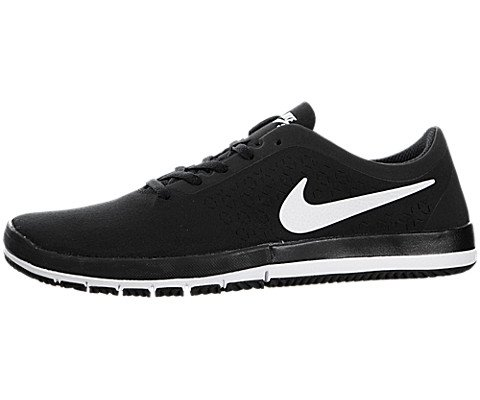 Nike Free Sb Nano Mens Skateboarding Shoe   Black   White  13 0