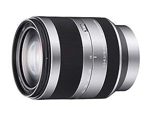 Sony Alpha SEL18200 E-mount 18-200mm F3.5-6.3 OSS Lens (Silver)