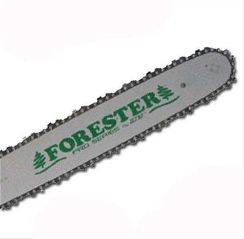 Forester 18'' bar and chain combo for Husqvarna K095 .325 Pitch .050 Gauge by Forester