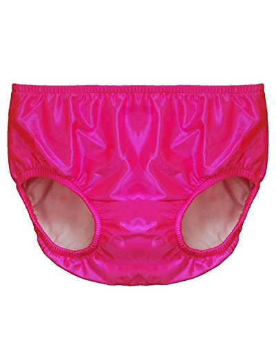 "Special Needs Swim Diaper - Reusable Swim Diapers (S-Size 8/10-Waist:18-27""; Weight: 59-74 pds, Pink)"