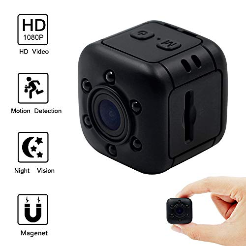 UYKIKUI Spy Camera Wearable Video Recorder Circular Recording Portable Folder Camera Law Enforcement Body Camera A Key for Quick Recording Suitable for Outside ()