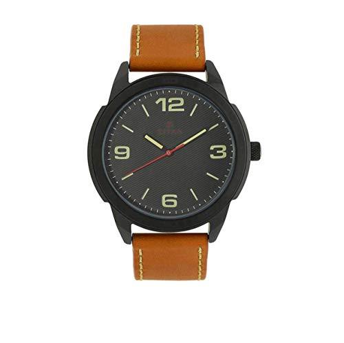 Titan Purple Upgrades Analog Black Dial Men's Watch NK1585NL02/NN1585NL02