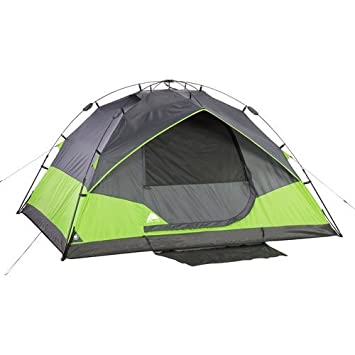 Ozark Trail 4-Person Instant Dome Tent  sc 1 st  Amazon.com & Amazon.com : Ozark Trail 4-Person Instant Dome Tent : Family Tents ...