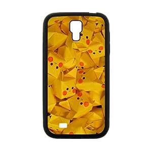 Cartoon Anime Pokemon pikachu fashion Phone case for Samsung Galaxy S 4