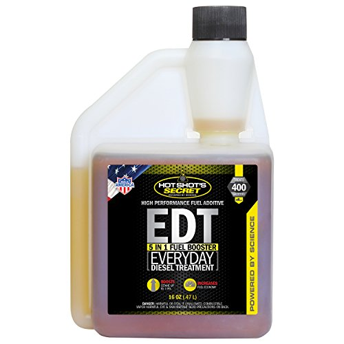 Everyday Diesel Treatment - EDT 16 oz SQUEEZE - Treats up to 400 Gallons