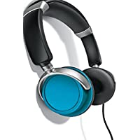 Auvio Blue Headphones with Mic