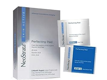 skin perfecting peel pads