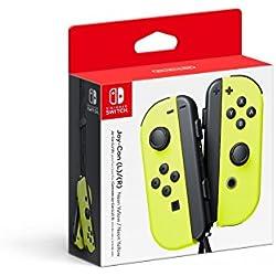 Nintendo Joy-Con (L/R) - Neon Yellow