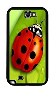 Ladybug - Case for Samsung Galaxy Note 2