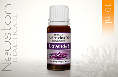 Lavendel - 100% naturreines ätherisches Öl 10 ml