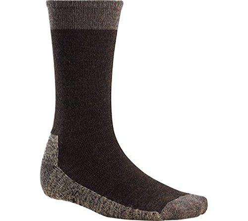 Smartwool Mens Hiker (smartwool Hiker Street Socks Chestnut L 2Pack)