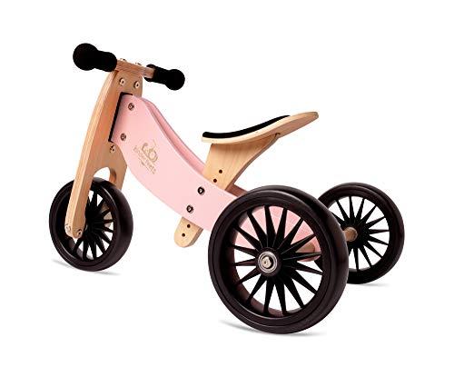 Kinderfeets, Tiny Tot Plus Balance Bike, 18-48 Months - Rose